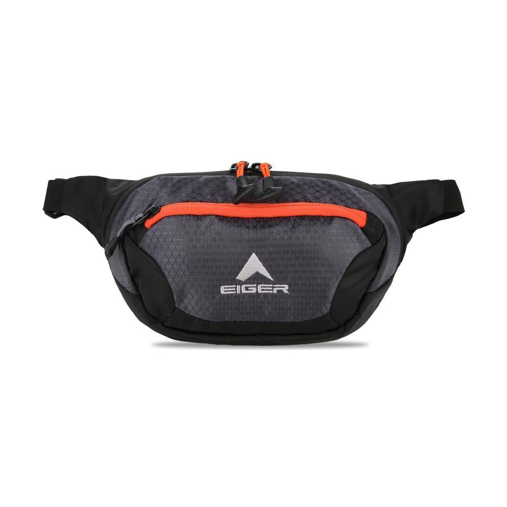 Eiger Medium Waist Bag 2L Tas Pinggang - Grey 75c37a2ce3
