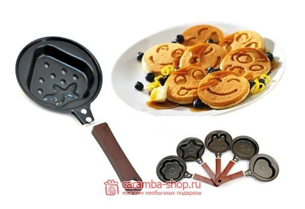 Teflon Mini Non Stick Frying Fry Pan Wajan Karakter Motif Anti Lengket Model Baru