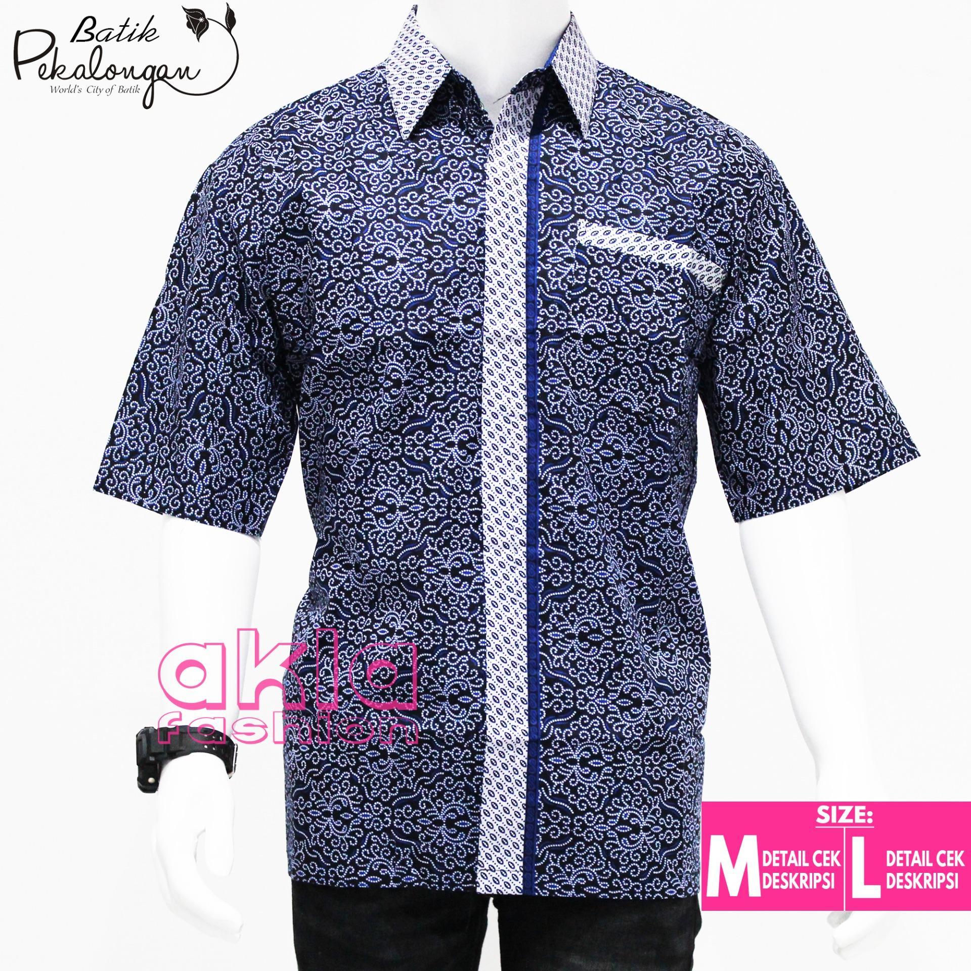 Desain Baju Batik Remaja Cowok | Klopdesain
