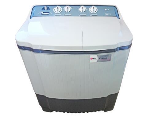 LG WP1460R - 14Kg - Mesin Cuci 2 Tabung