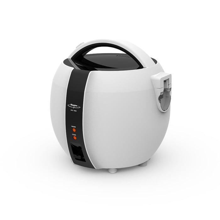 Maspion Rice Cooker Magic Com Mini 1Liter 3in1 MRJ1039 MRJ-1039 - a