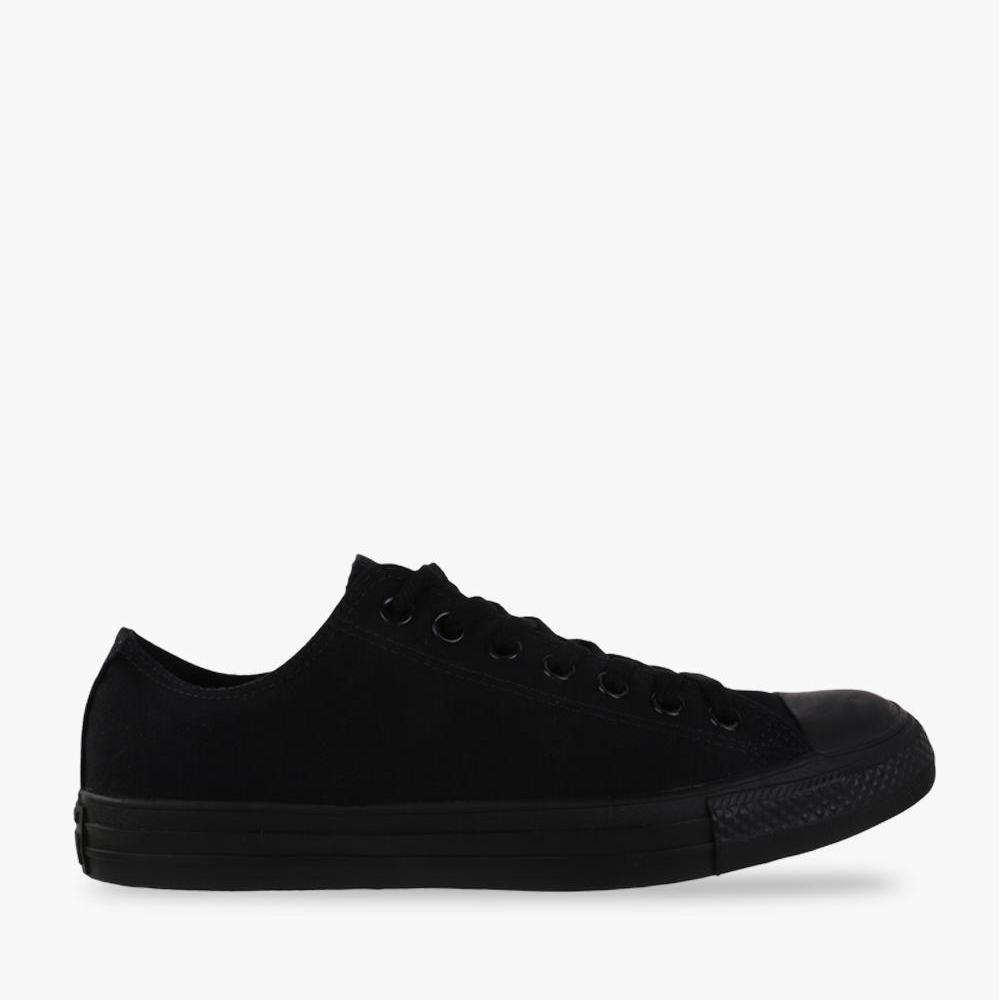 Converse Chuck Taylor All Star Canvas Low Cut Sneakers Unisex Chuck Size -  Black - BTS 8474c4d390