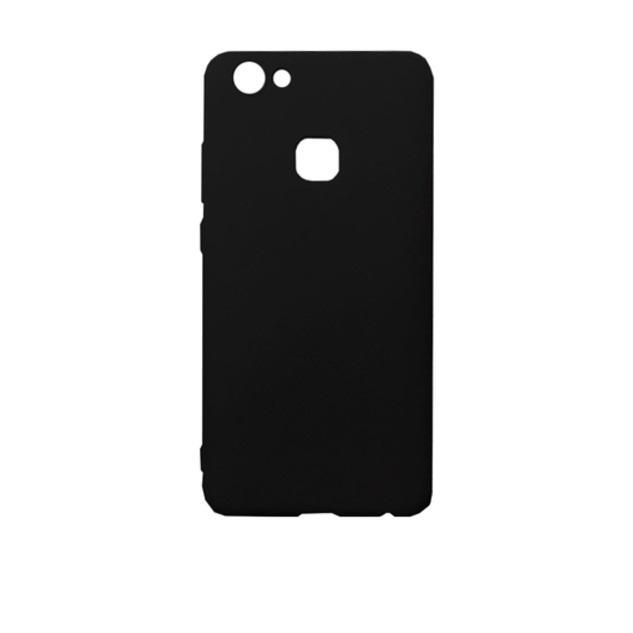 Case Black Matte VIVO V7 / Softcase Baby Skin VIVO V7 Black Matte - Hitam