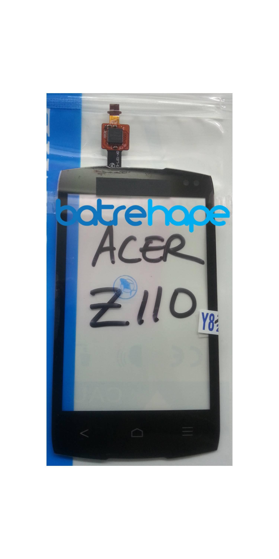 TS Acer liquid Z1 Z110 Warna Hitam Black