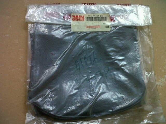 Sarung kulit jok yamaha F1ZR asli ||| JOK motor anak | sarung| hidrolik| sandaran  belakang | kulit