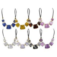 OFASHION Colorful Accessories Kalung Wanita Panjang 51CM Necklace CA -180802-K009