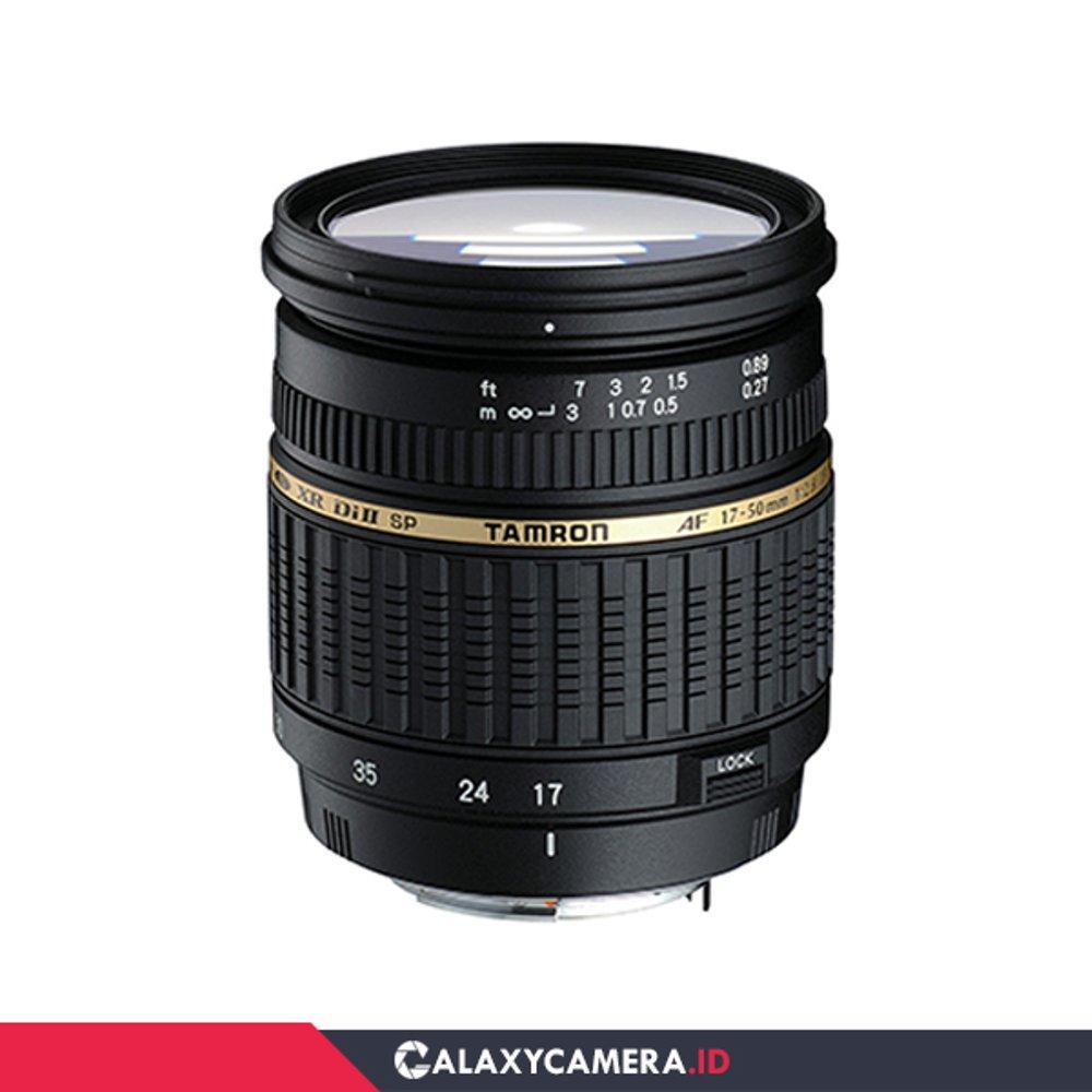 Lensa TAMRON AF 17-50mm F2.8 For NIKON