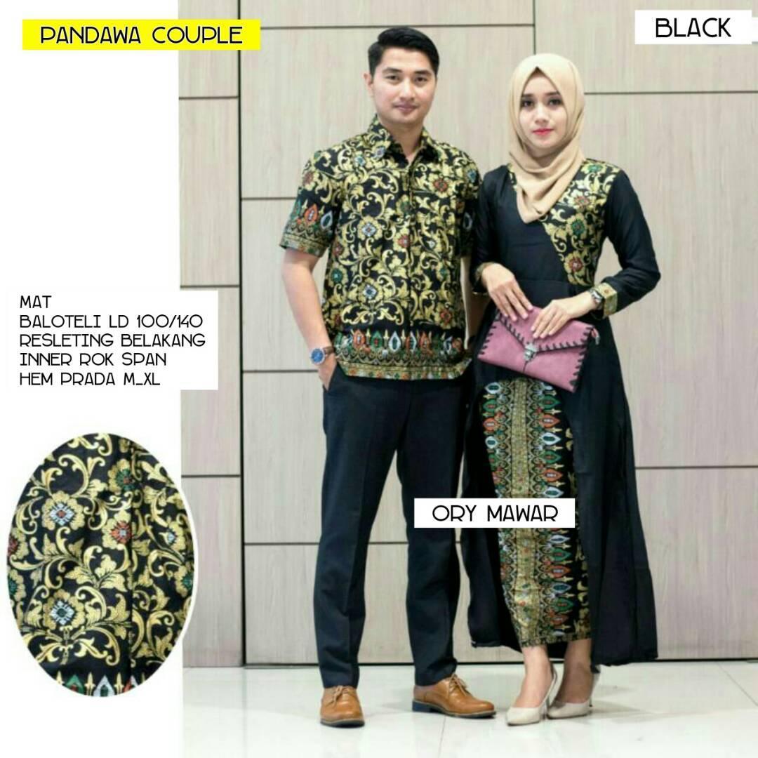 Baju Batik Couple  Baju Muslim Wanita Terbaru  Couple Batik  Gamis Wanita  Terbaru   ba6b533ec5
