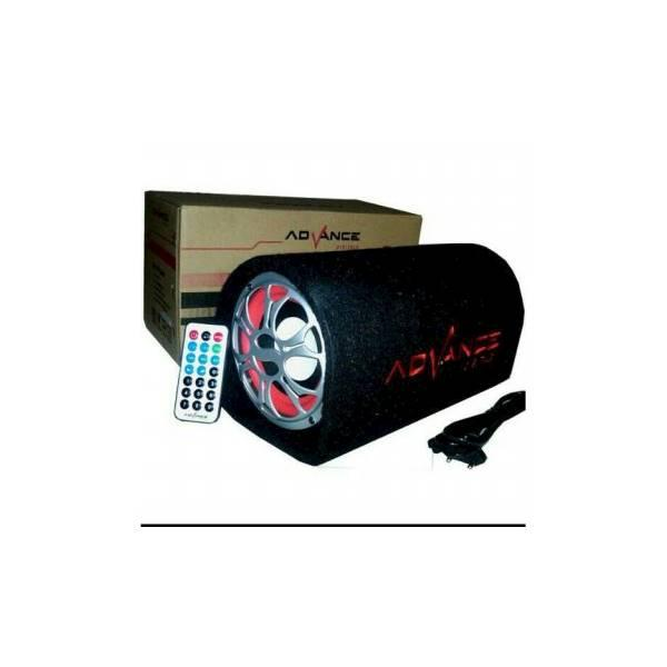 TERMURAH T-101KF Speaker Active Subwoofer Advance Karaoke Radio T101KF Aktif