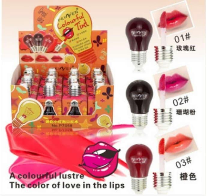 Mesh BOHLAM BOX - LIPTINT PNF BOHLAM PAKAI DUS BOX CREAMY LIP TINT - 1 pcs