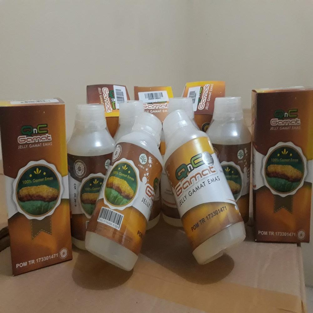 Obat Penurun Asam Lambung Tradisional Terbukti 100% Sangat Ampuh, Qnc Jelly Gamat -Toko Acep Herbal Karawang