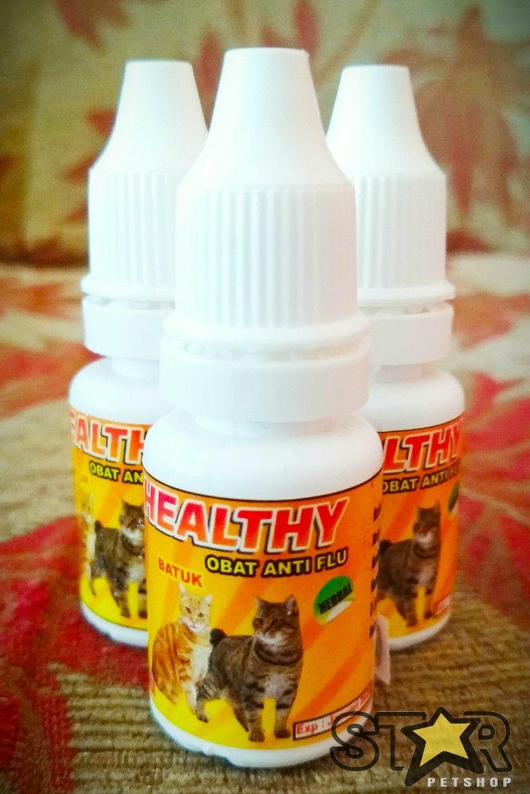 Obat Flu Dan Batuk Kucing