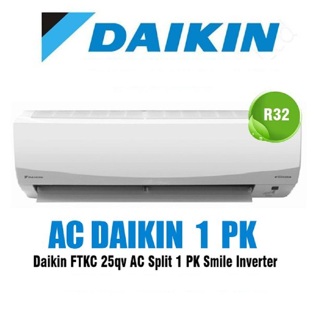 Daikin AC Split 1 PK R32 Thailand Flash Inverter - FTKQ25SVM4