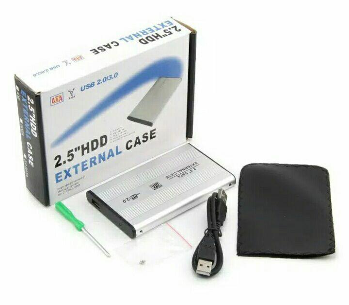 SELALU ADA - Casing Hardisk Ekternal 2.5 Sata / Case HDD 2.5 External