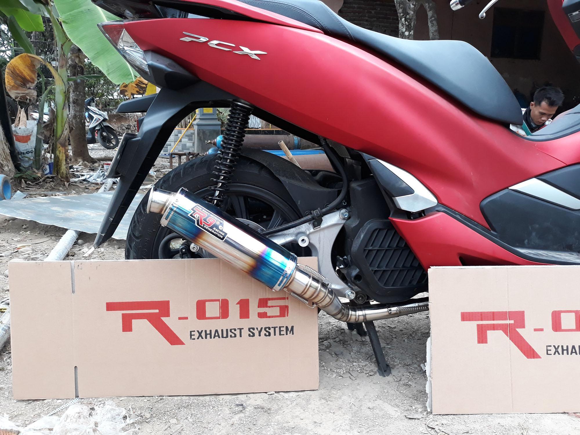 Jual Produk R9 Online Terbaru Di Knalpot Assen Honda All New Cbr 250 Full System Mugello Blue Series For Pcx Bisa Juga Untuk N Max Vario