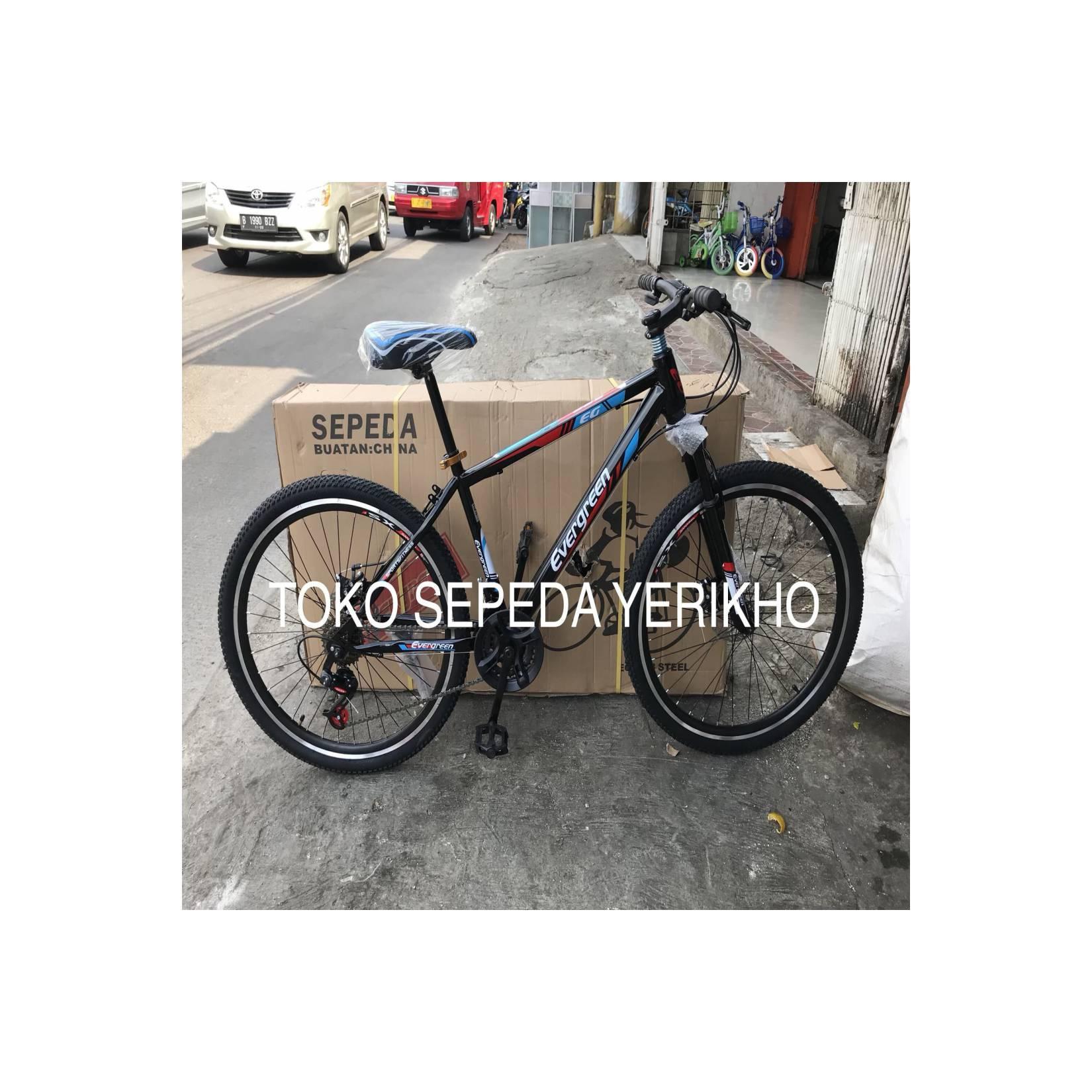 Sepeda Gunung MTB 26 Evergreen Discbrake