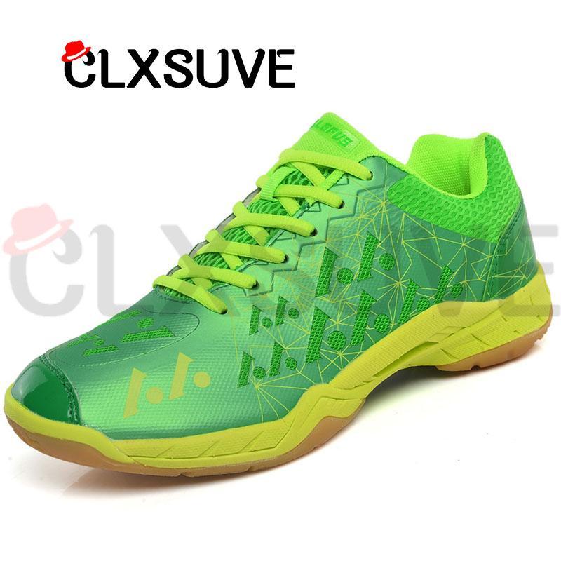 CLXSUVE Sepatu Bulutangkis Wanita Pria Sneakers Wanita Sneakers Pelatihan Bernapas Anti-Slippery Ringan Sneakers Sepatu Olahraga Sneakers Sepatu【Bebas biaya kirim】