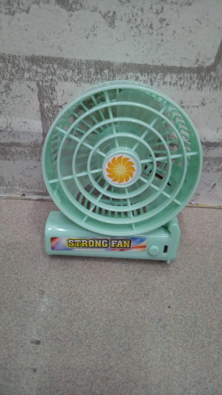 Kipas Angin Mini Gagang Portable USB Fan