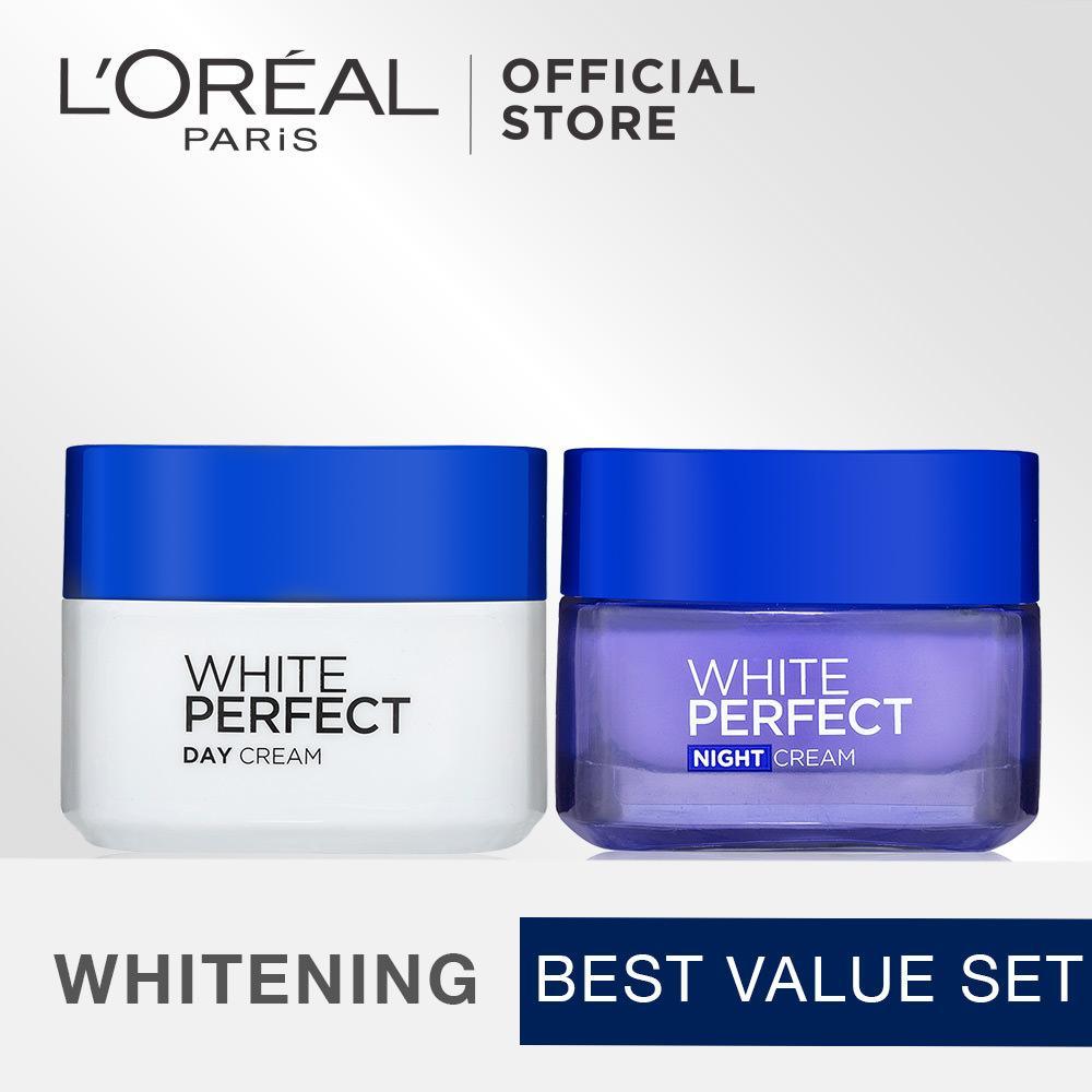 L'Oreal Paris Dermo Expertise White Perfect Melanin Vanish Cream Kit