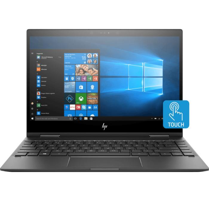 HP Envy x360 13 - AG0023AU (AMD Ryzen 7 2700U8GB51213.3TSWIN10) - Hitam