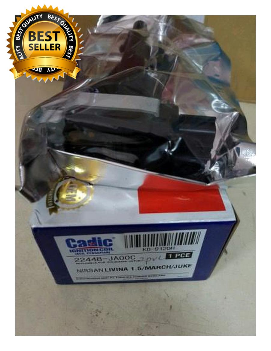 Coil Koil nissan grand livina 1500 march juke Cardic High quality Ignition coil