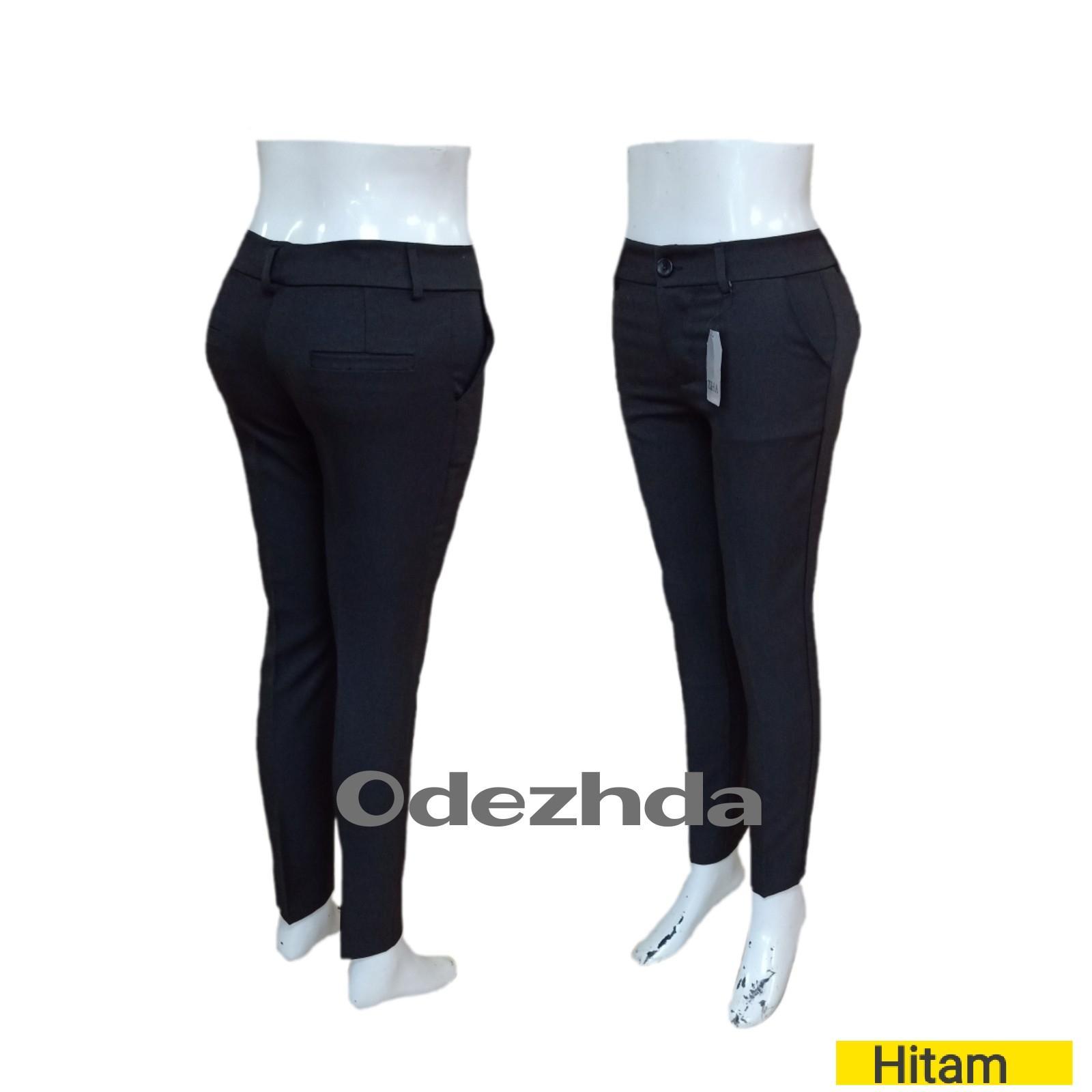 Odezhda store celana kerja wanita/celana formal wanita/celana panjang kantor wanita model pensil bagus dan trendy