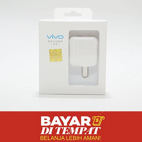 Charger Vivo 2A New Charger Charging Kualitas Original ORI - Bisa Untuk Samsung Galaxy S4 S5 S6 S7 EDGE A3 A5 J1 J2 J3 J5 J7 2016 E5 E7 Mega Mini Young Y Core Grand Duos Prime Ace Note 1 2 3 4 5 On