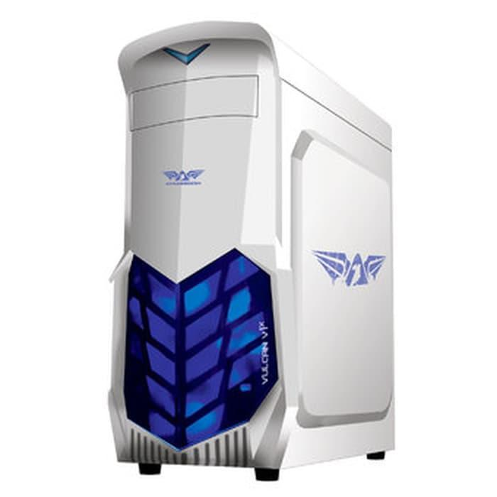 New Pc Komputer Cube Gaming Ryzen 3 2200g B320m Pro Vega 8 Ram Ddr4 8gb By Liemos Shop.