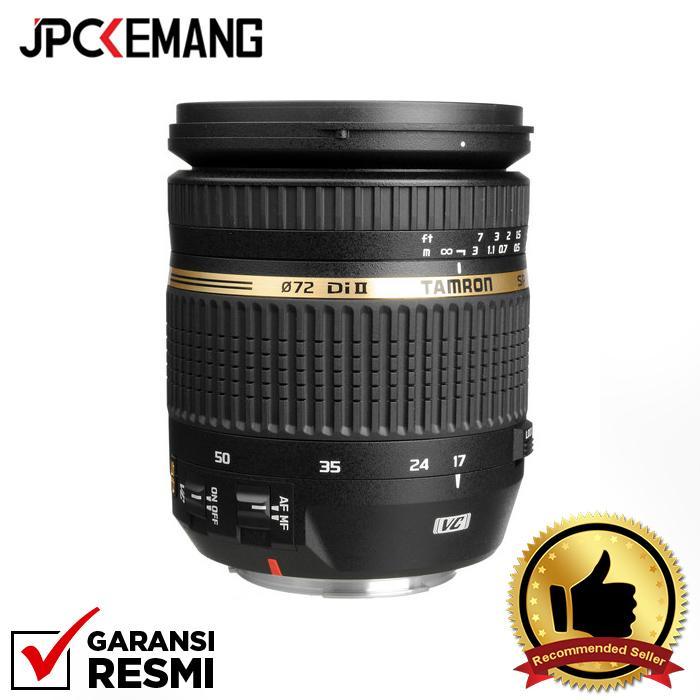 Tamron for Canon SP AF 17-50mm f/2.8 XR Di-II VC LD Aspherical (IF) jpckemang GARANSI RESMI