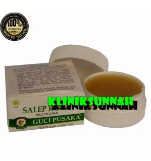 Kliniksunnah Salep Kulit Multiguna GUCI PUSAKA - 10gram thumbnail