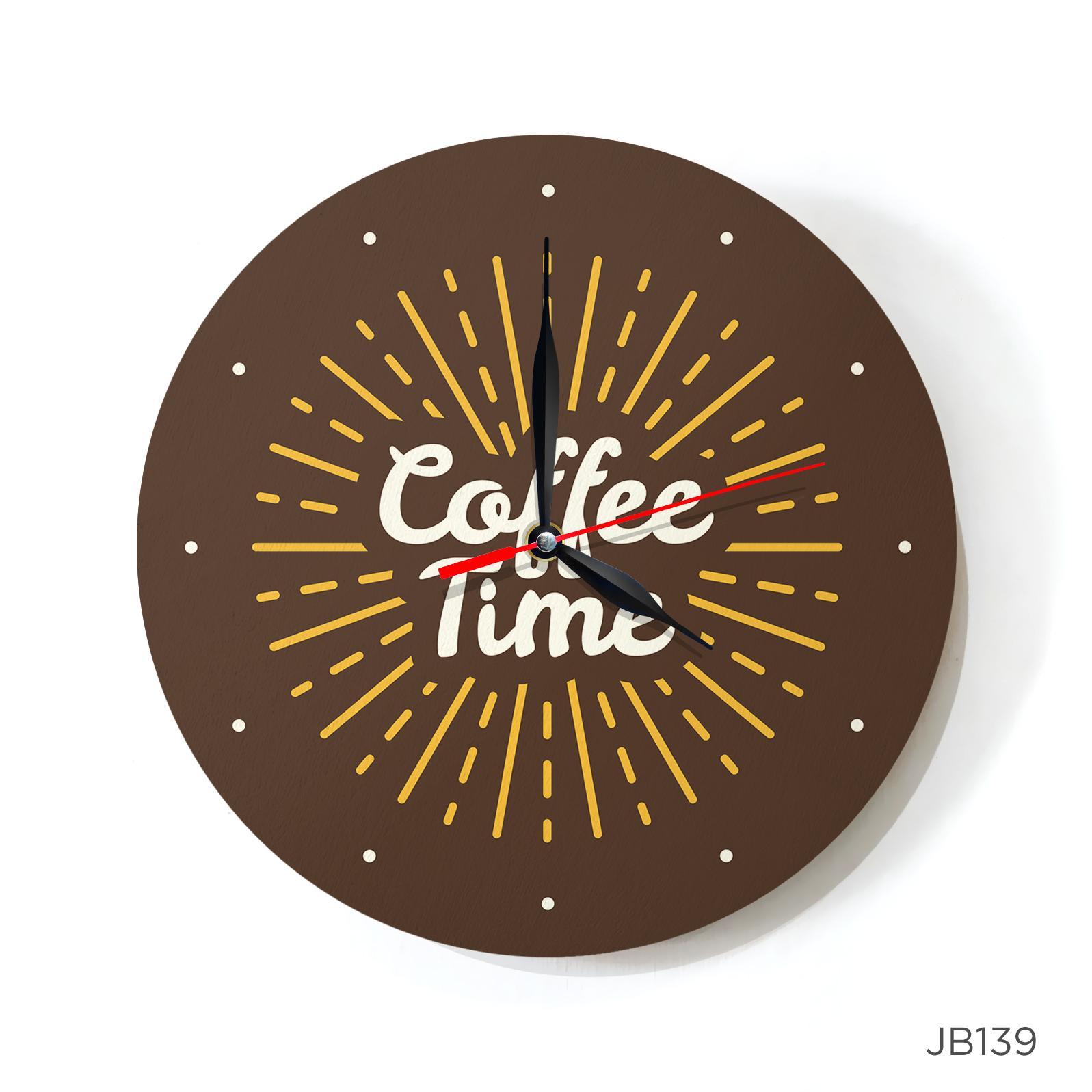 Jual TIKAR LIPAT PIKNIK Diskon. Source · Jam Dinding Wall Clock Coffee Time 30x30 cm JB139