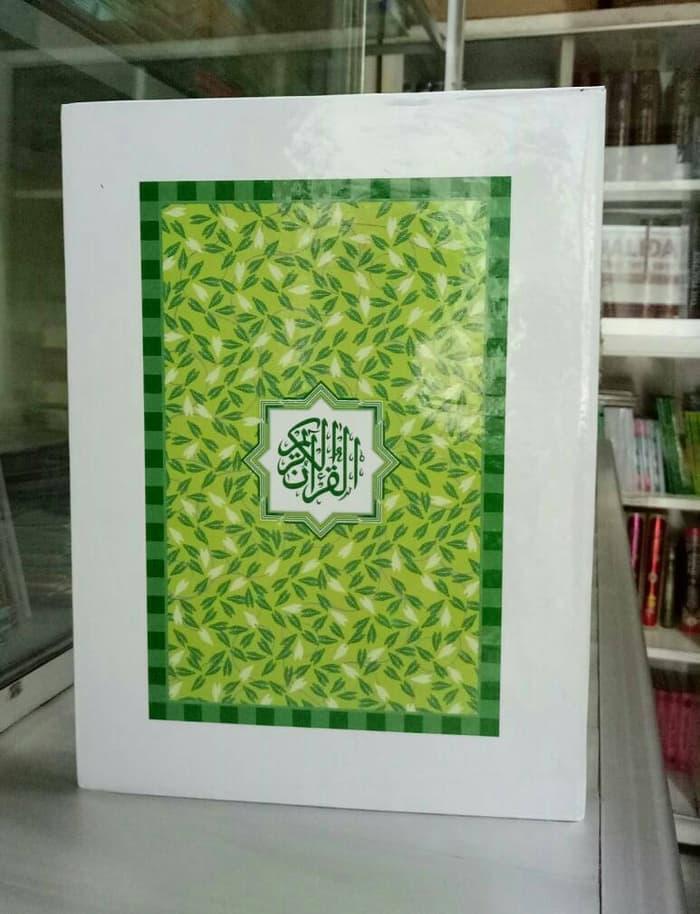 Best Seller - Alquran Qomari Az-Zukhruf A4, Khat Madinah, 15 Baris.