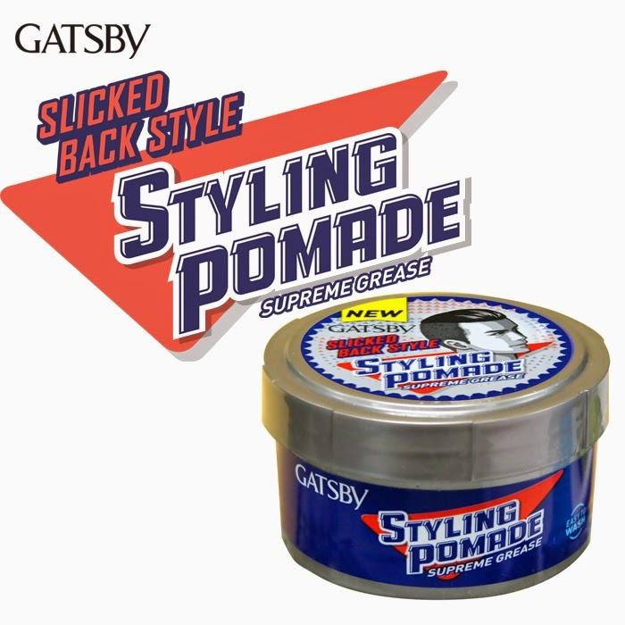 Gatsby Styling Pomade Supreme Grease - 80 gr