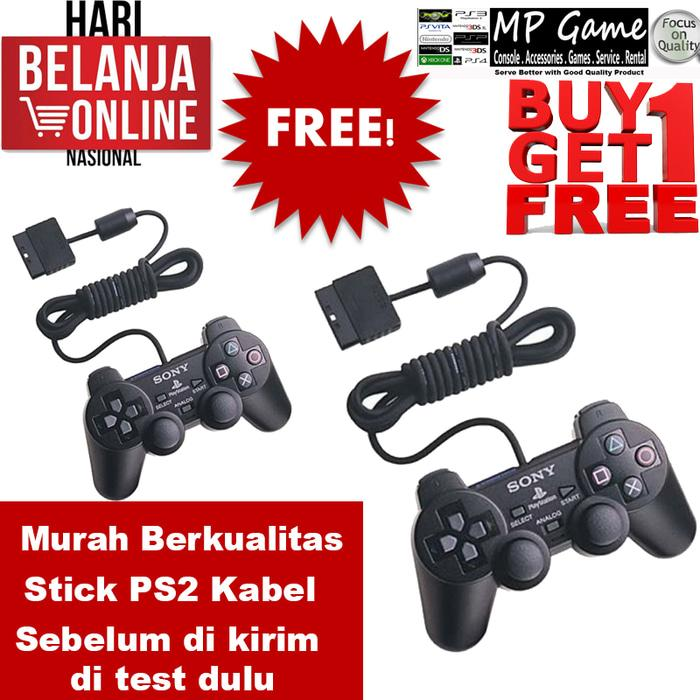 Buy 1 Get 1 Free, Stik Ps2 Kabel Good Quality