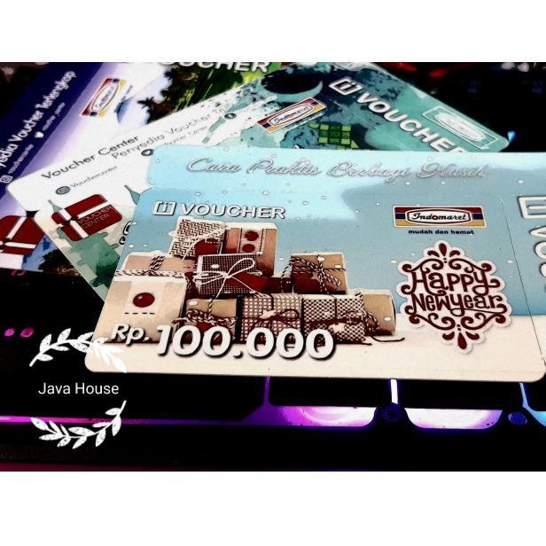 Gift Cards - Voucher Indomaret Fisik 500.000