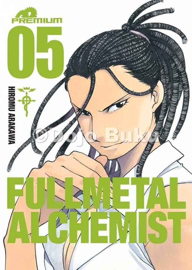 Komik; Fullmetal Alchemist (Premium) by Hiromu Arakawa