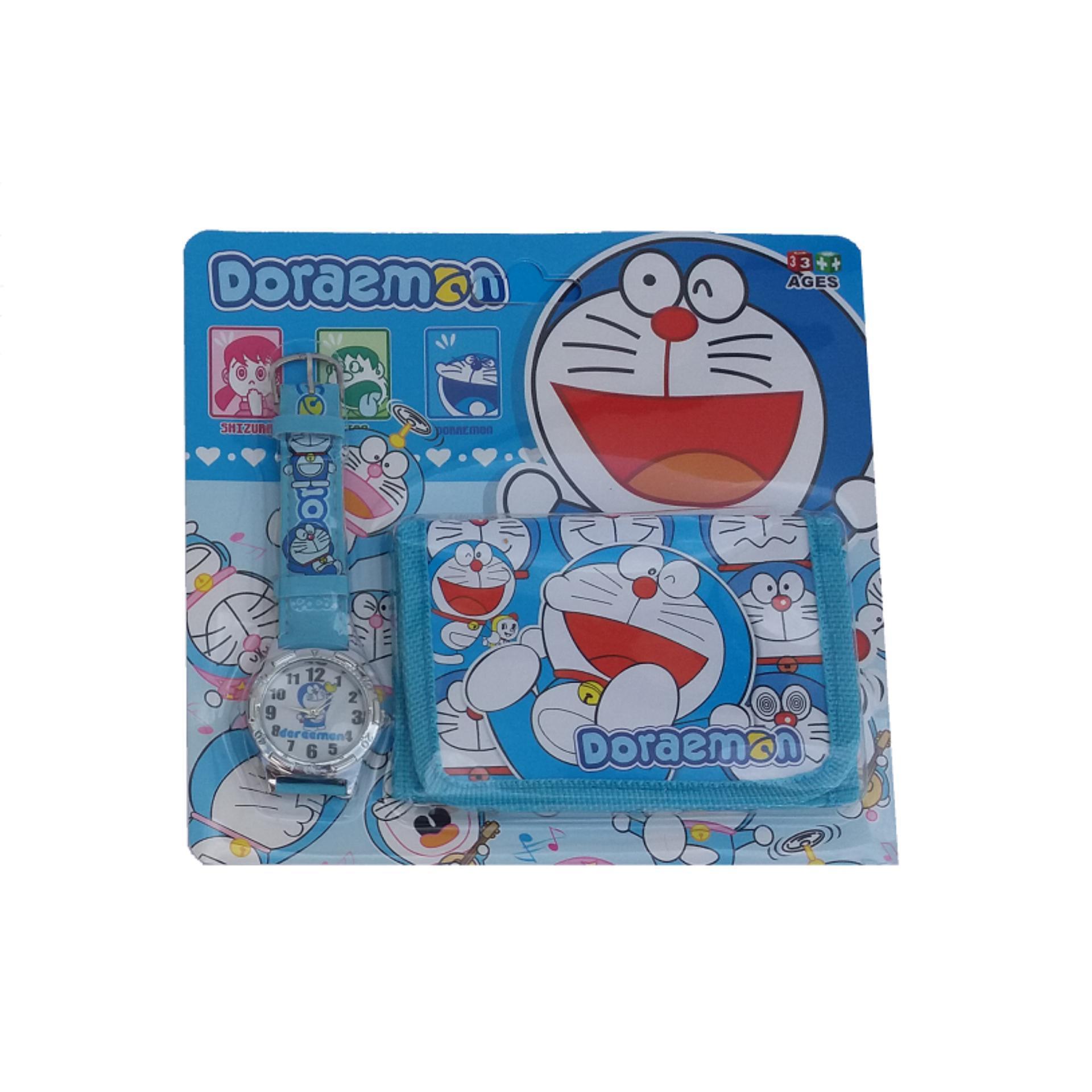 Coba Bandingkan Barang Jam Tangan Doraemon Stainless Paling Anak Thomas Karakter