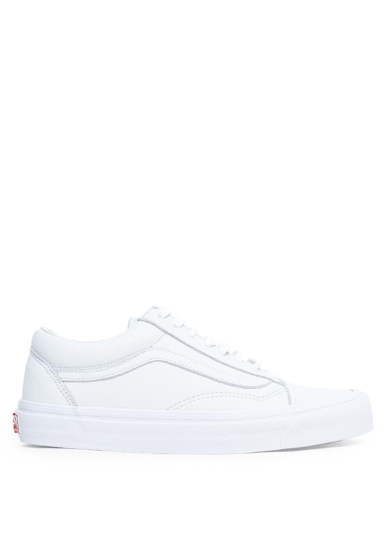 vans Vault OG Old Skool Leather 0VOJ1NT Sepatu Sneakers