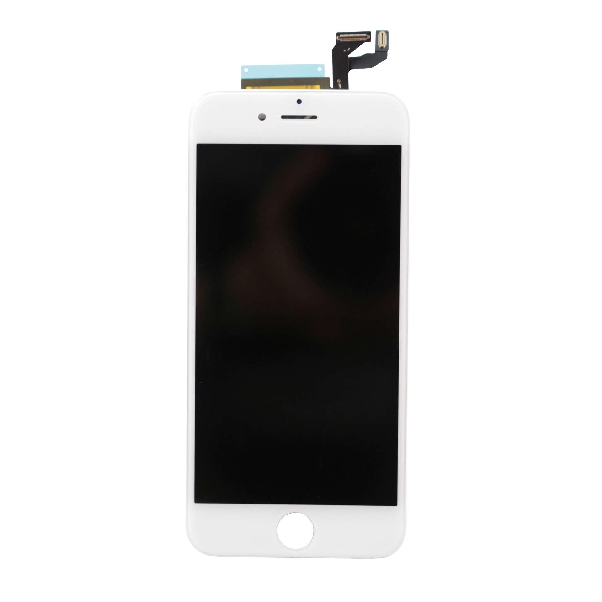 Lcd IPhone 6 6G 4.7Inch Layar & Touchscreen Digitizer Glass Display Kualitas Original Bergaransi