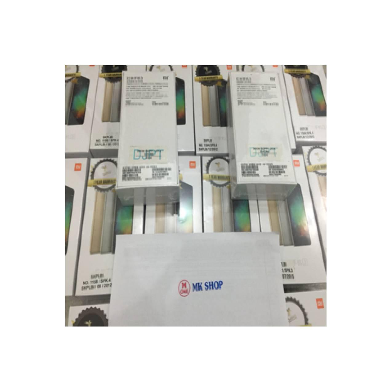 xiaomi redmi 3 ram 2gb memory 16gb warna gold grs distri 1thn