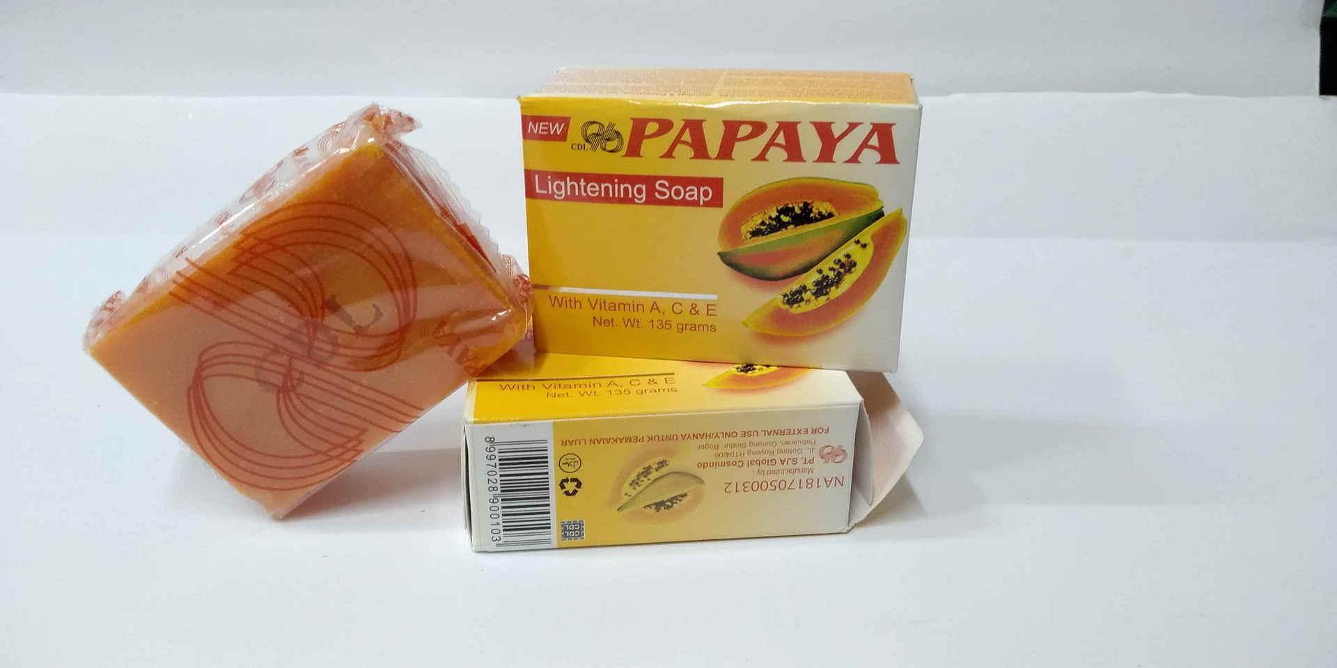 Buy Sell Cheapest Sabun Cdl Papaya Best Quality Product Deals Brightening Original Bpom By Mamaya