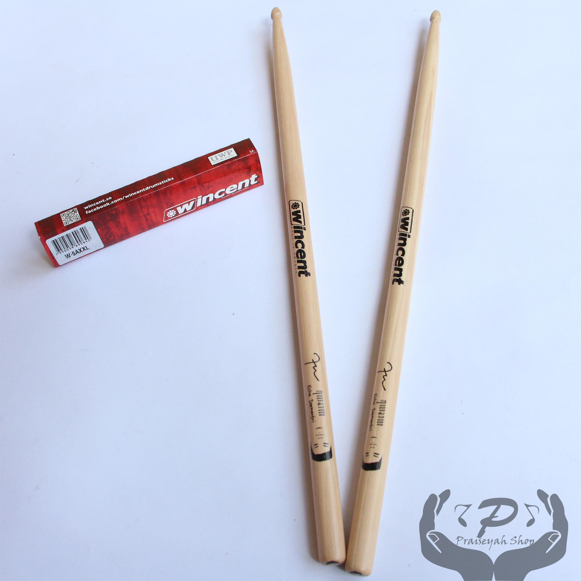 Jual Aksesoris Drum Murah Berkualitas Alat Musik Stik Stick Zildjian Tama Sonor Echa Soemantri Signature Wincent Es Panjang 5a Xxl Ori