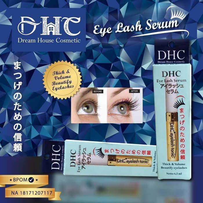 DHC Eyelash Serum BPOM Original - Pemanjang Bulu Mata dan Alis