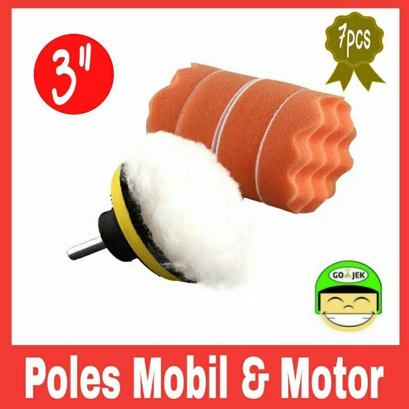 Busa Spons Poles Mobil Motor