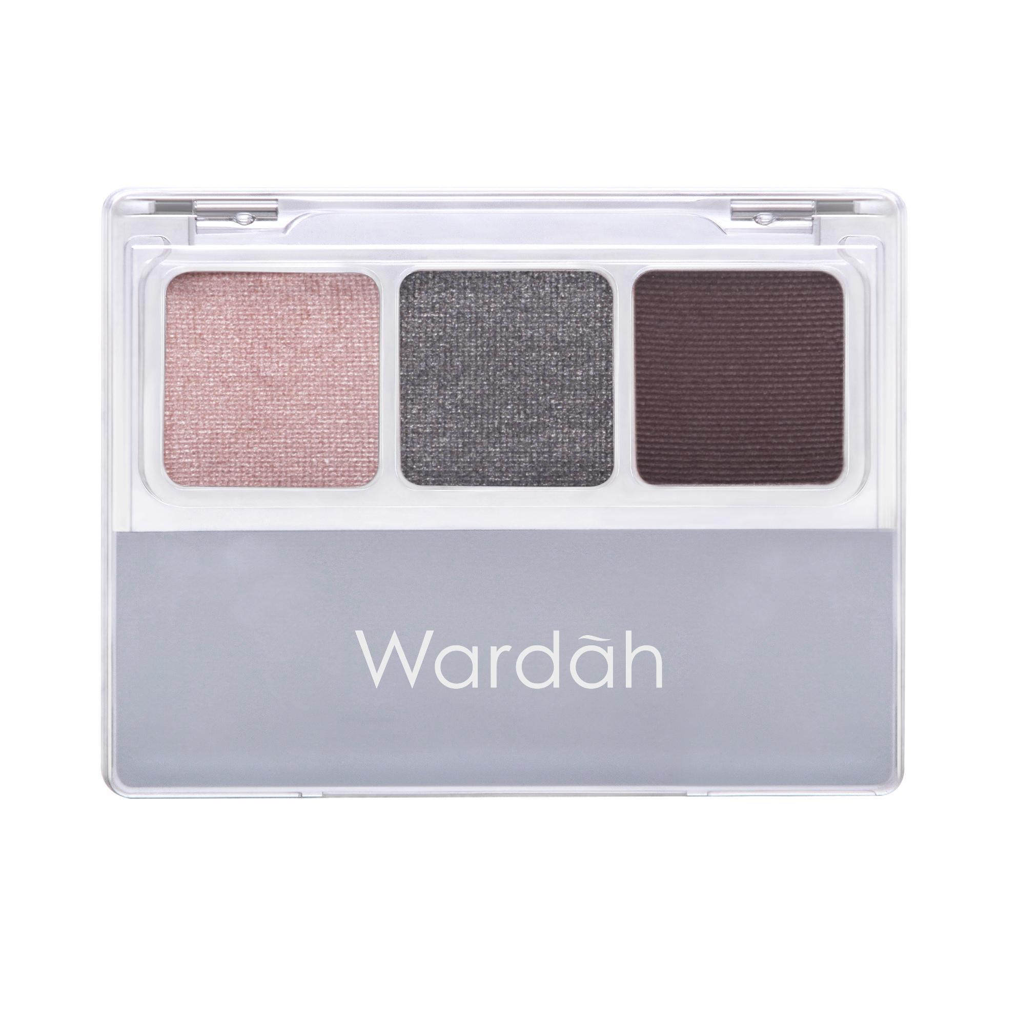 Wardah Nude Colours Eyeshadow Passionate