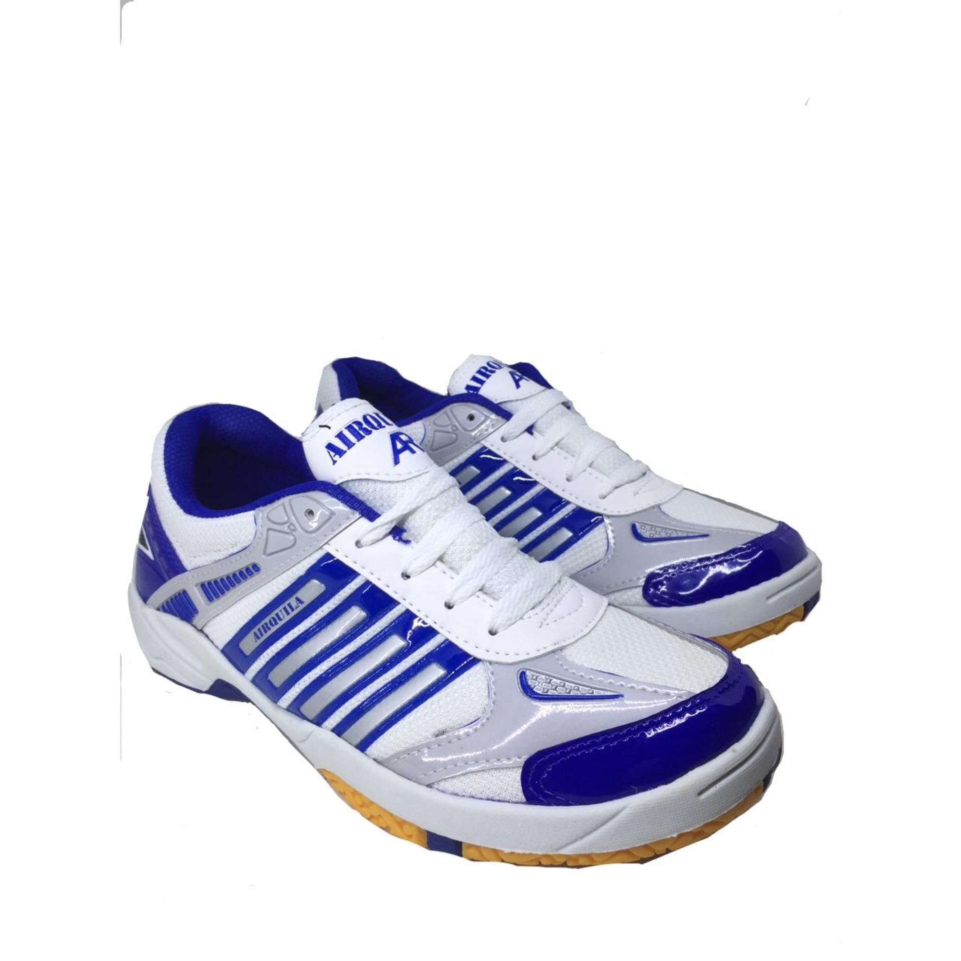 Adinova Airquila Sepatu Pria Sport dan Santai Keren Murah Kece A04 New Series