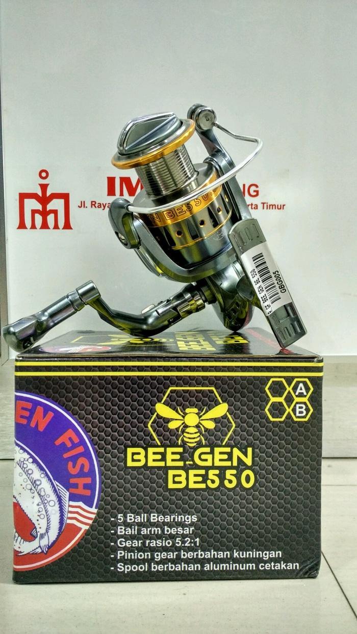 Reel GOLDEN FISH Bee Gen BE550