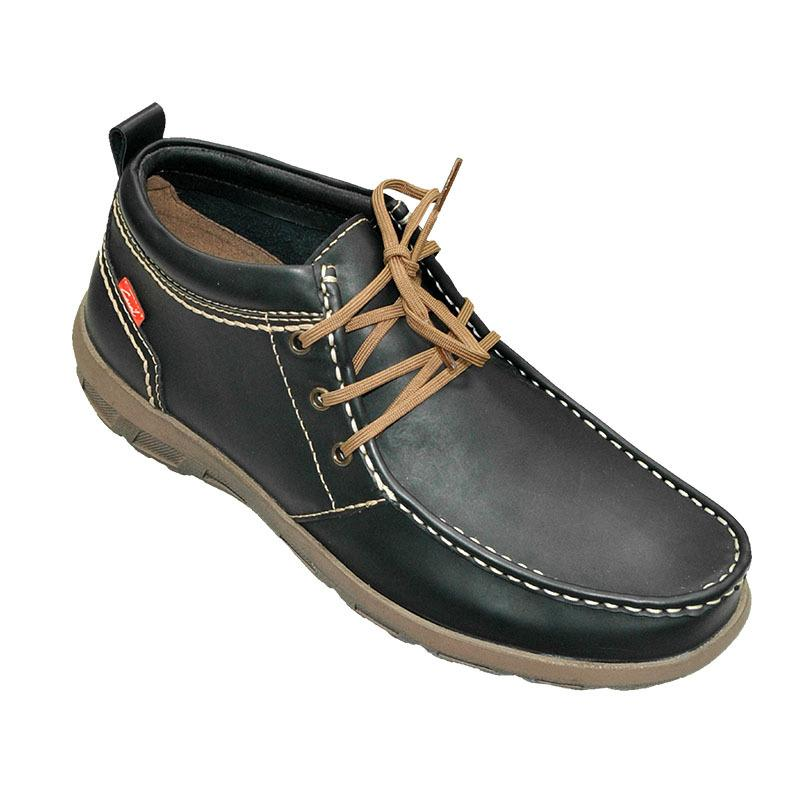 CARVIL SEPATU CASUAL DRESS MEN MARVEN BLACK