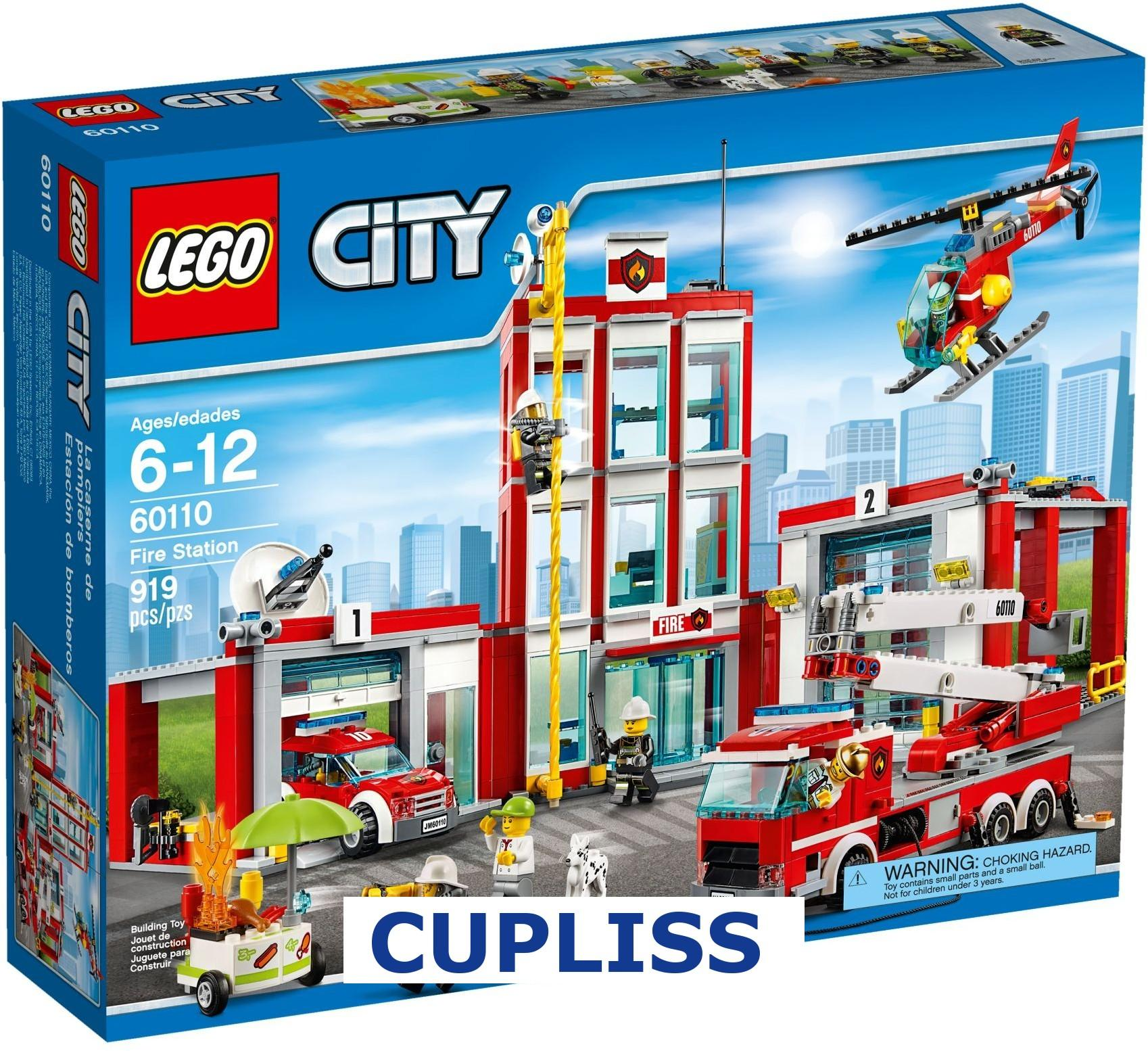 Buy Sell Cheapest Lego Pernikahan Set Best Quality Product Deals 5682 Duplo Fire Truck City 60110 Station