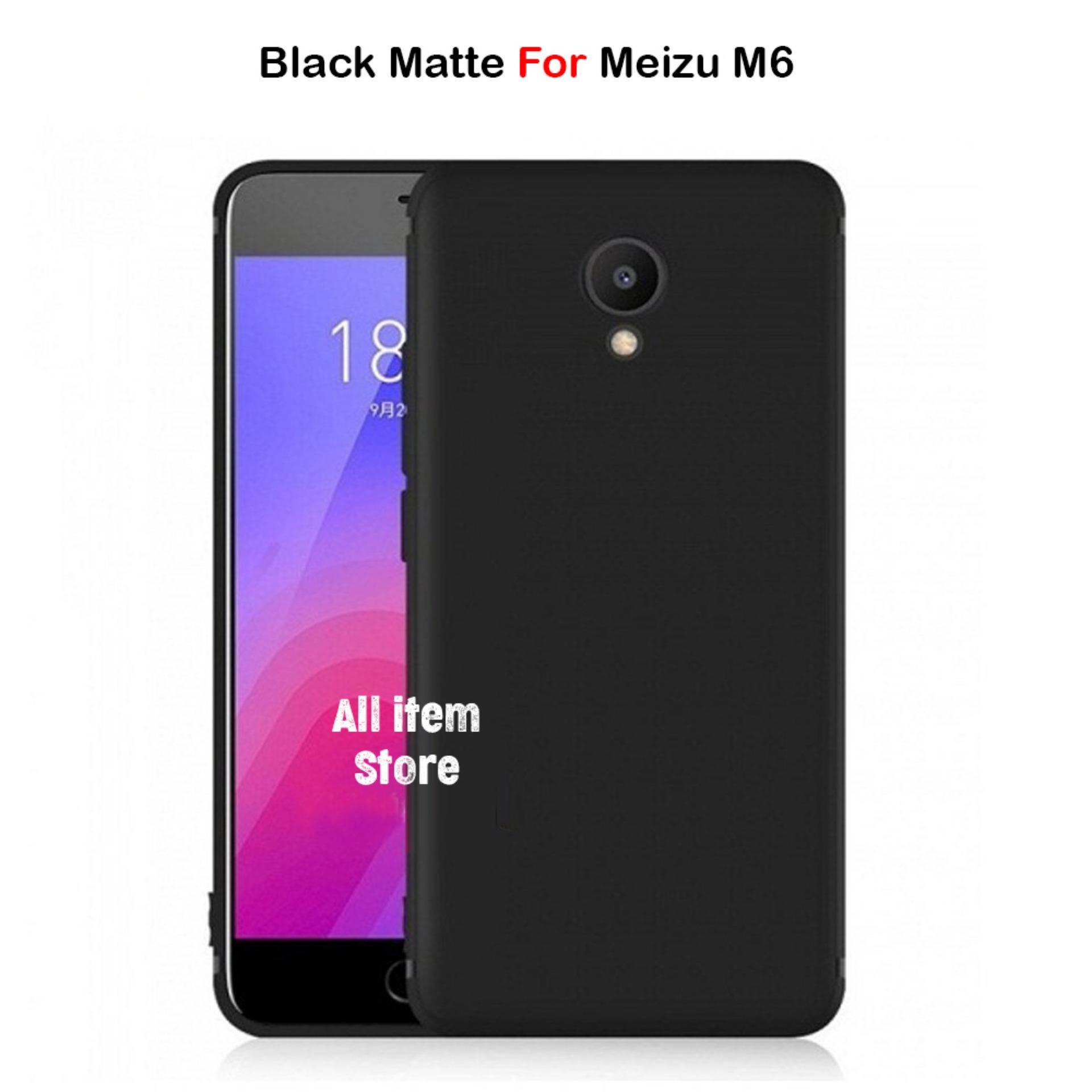 ... SAMSUNG GALAXY NOTE 3 N9000. Case Slim Black Matte Meizu M6 Baby Skin Softcase Ultra Thin Jelly Silikon Babyskin - Hitam